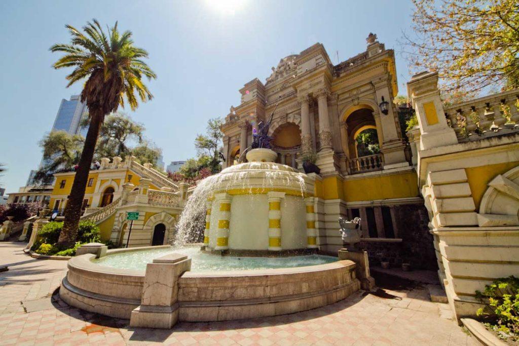 City-Tour-Santiago-Cerro-Santa-Lucia