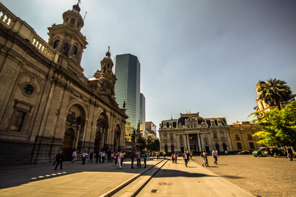 City-Tour-Santiago - Plaza de Armas